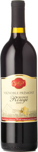 Vignoble Prémont La Grange Rouge 2012, Quebec Bottle