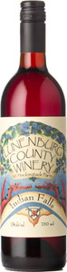 Lunenburg Indian Falls Blueberry Wine Bottle