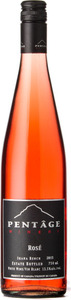 Pentâge Winery Rosé 2015, Skaha Bench Bottle