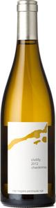 16 Mile Cellar Civility Chardonnay 2012, Niagara Peninsula Bottle