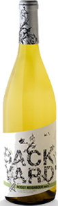 Backyard Nosey Neighbour White 2014, VQA Niagara Peninsula Bottle