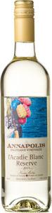 Annapolis L`acadie Blanc Reserve 2015 Bottle