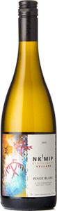 Nk'mip Cellars Pinot Blanc 2015, BC VQA Okanagan Valley Bottle