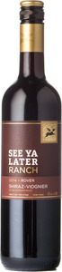 See Ya Later Ranch Rover Shiraz Viognier 2014, Okanagan Valley Bottle