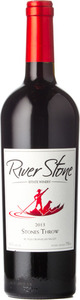 River Stone Stones Throw 2013, BC VQA Okanagan Valley Bottle