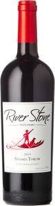 River Stone Stones Throw 2013, BC VQA Okanagan Valley Bottle