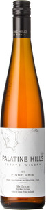 Palatine Hills Pinot Gris 2015, VQA Niagara Lakeshore Bottle