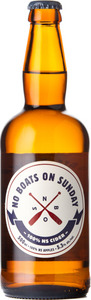 No Boats On Sunday Cider (500ml) Bottle