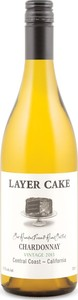Layer Cake Chardonnay 2014, Central Coast Bottle