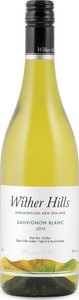Wither Hills Sauvignon Blanc 2015, Marlborough, South Island Bottle