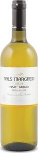 Nals Margreid Pinot Grigio 2014, Doc Südtirol   Alto Adige Bottle