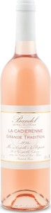 La Cadierenne Cuvée Grande Tradition Bandol Rosé 2015, Ac Bottle