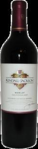 Jackson Vintner's Reserve Merlot 2012, Sonoma County Bottle