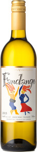 Terravista Vineyards Fandango 2015 Bottle