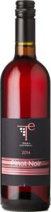Terra Estate Pinot Noir 2014, Prince Edward County Bottle