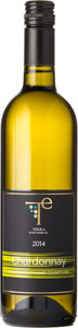 Terra Estate Chardonnay 2014, Prince Edward County Bottle