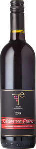 Terra Estate Cabernet Franc 2014, Prince Edward County Bottle