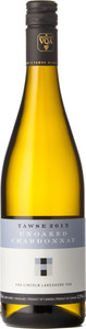 Tawse Winery Unoaked Chardonnay 2015 Bottle