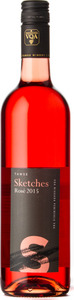 Tawse Sketches Of Niagara Rosé 2015, VQA Niagara Peninsula Bottle