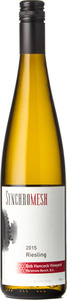 Synchromesh Riesling Bob Hancock Vineyard 2015, Okanagan Valley Bottle