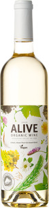 Summerhill Alive Organic White 2015, BC VQA  Bottle