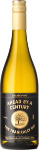 The Tragically Hip Ahead By A Century Chardonnay 2014, VQA Niagara Peninsula Bottle