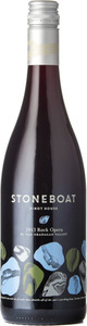 Stoneboat Vineyards Rock Opera Pinotage 2013, Okanagan Valley Bottle