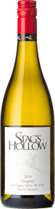 Stag's Hollow Viognier Hearle Vineyard 2014, BC VQA Okanagan Valley Bottle