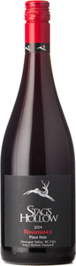 Stag's Hollow Renaissance Pinot Noir Stag's Hollow Vineyard 2014, BC VQA Okanagan Valley Bottle