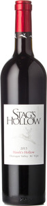 Stag's Hollow Hawk's Hollow 2013, VQA Okaganan Valley Bottle