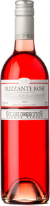 St. Hubertus Frizzante Rosé 2015, BC VQA Okanagan Valley Bottle