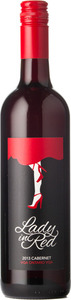 Sprucewood Shores Lady In Red 2013, VQA Lake Erie North Shore Bottle
