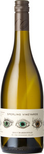 Sperling Chardonnay 2014, BC VQA Okanagan Valley Bottle