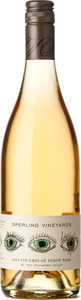 Sperling Vin Gris Of Pinot Noir 2014, Okanagan Valley Bottle