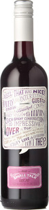 Small Talk Vineyards Recap Syrah 2012, VQA Niagara On The Lake Bottle