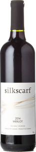 Silkscarf Merlot 2014, Okanagan Valley Bottle