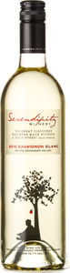 Serendipity Winery Sauvignon Blanc 2015, BC VQA Okanagan Valley Bottle