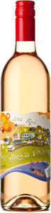 Salt Spring Vineyards Rosé 2014, Salt Spring Island Bottle