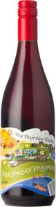 Salt Spring Pinot Noir Reserve 2014, Salt Spring Island Bottle