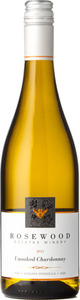 Rosewood Unoaked Chardonnay 2015, Niagara Peninsula Bottle
