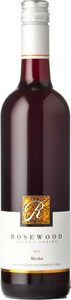 Rosewood Select Series Merlot 2013, VQA Niagara Escarpment Bottle