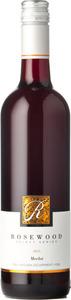 Rosewood Select Series Merlot 2013, VQA Niagara Escarpment Bottle