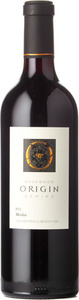 Rosewood Origin Merlot 2012, VQA Beamsville Bench Bottle