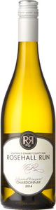 Rosehall Run Chardonnay Jcr Rosehall Vineyard 2014, Prince Edward County Bottle