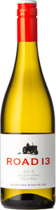 Road 13 Vineyards Chip Off The Old Block Chenin Blanc 2015, BC VQA Okanagan Valley Bottle