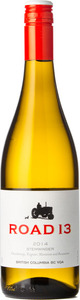 Road 13 Vineyards Stemwinder 2014, BC VQA British Columbia Bottle