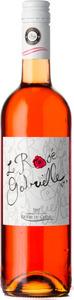 Le Rosé Gabrielle Vignoble Rivière Du Chêne Vin Rosé 2015 Bottle