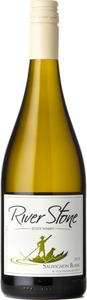 River Stone Estate Winery Sauvignon Blanc 2015, Okanagan Valley Bottle