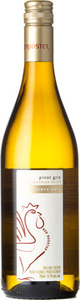 Red Rooster Winery Reserve Pinot Gris 2015, Okanagan Valley Bottle