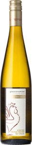 Red Rooster Winery Reserve Gewurztraminer 2015, Okanagan Valley Bottle